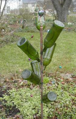 bottle tree straight